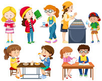 Canteen Clipart And Illustrations