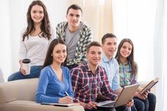 Students. Stock Photo