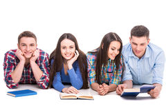 Students. Royalty Free Stock Photos