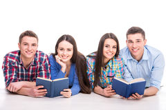 Students. Stock Photography