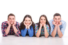 Students. Stock Photos