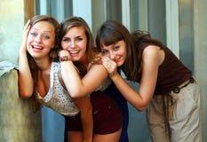 Students girls Stock Photos