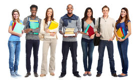 Students group. Royalty Free Stock Images