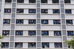Students' hostel Stock Photo
