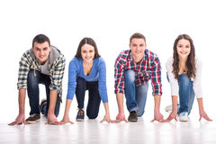 Students. Stock Images