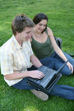 Students Studying Royalty Free Stock Photo