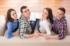 Students. Royalty Free Stock Images