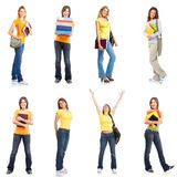 Students women Stock Image