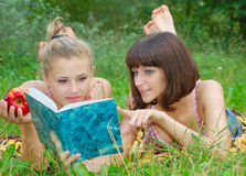 Studentstudieren Lizenzfreies Stockbild