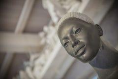 Studi della scultura di Nicoli, Carrara, Italia Fotografia Stock Libera da Diritti