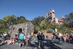 Studi di Hollywood - Walt Disney World - Orlando/FL Fotografia Stock Libera da Diritti