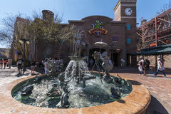 Studi di Hollywood - Walt Disney World - Orlando/FL Immagine Stock