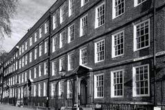 Studi legali ai Collegi degli Avvocati nel tempio, Londra delle camere dell'avvocato Fotografie Stock