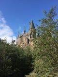 Studi universali Orlando Florida del castello di Hogwarts Immagine Stock