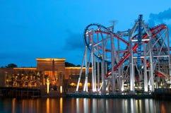 Studi universali Singapore Fotografie Stock