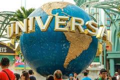 Studi universali Singapore Fotografie Stock Libere da Diritti
