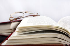 Studien-Bruch lizenzfreie stockbilder