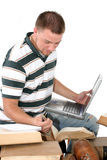 Studien-Zeit lizenzfreies stockbild