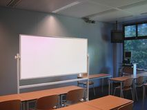Studienklassenzimmer stockfoto