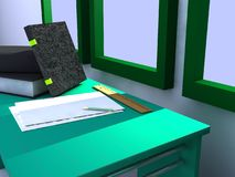 Studientabelle vektor abbildung