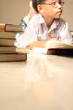 Studieren Stockfoto