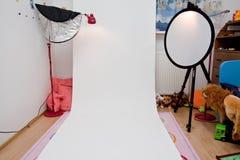 Studio à la maison Images stock