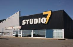 Studio 7 Lizenzfreie Stockfotos