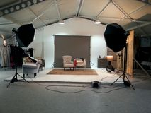 studio Arkivfoton