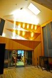Studio 3, Abbey Road Studios, Londra Immagini Stock Libere da Diritti