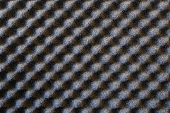 Studio acoustic foam Royalty Free Stock Photo
