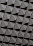Studio acoustic foam royalty free stock images