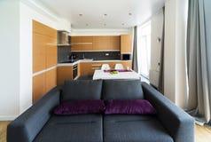 Studio apartment Stock Image