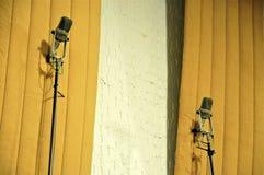 Studio-Ausrüstung; Abbey Road Studios, London Lizenzfreie Stockfotografie