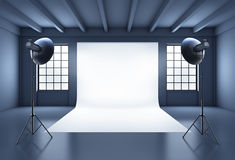 Studio background Stock Images
