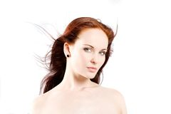 Studio Beauty Royalty Free Stock Photography