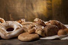 Studio bread and pastries Stock Photo