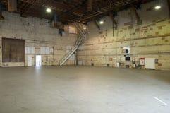 Studio cinematografico vuoto Immagine Stock