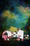 Studio d'imagination réglé (client d'isolement par garniture intérieure) Image libre de droits