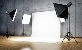 Studio Royalty Free Stock Image