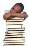 Studio del bambino Immagine Stock Libera da Diritti