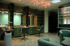 Studio del parrucchiere Fotografia Stock Libera da Diritti