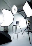 Studio della foto Fotografia Stock