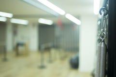 Studio della palestra della macchina di Pilates Immagini Stock