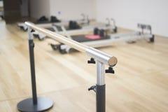 Studio della palestra della macchina di Pilates Fotografia Stock Libera da Diritti