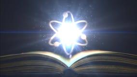 Studio della scienza di fisica Libri su scienza 12 royalty illustrazione gratis