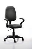 Studio della sedia dell'ufficio isolato Immagine Stock