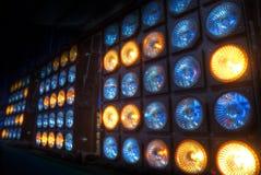 Studio della TV Fotografie Stock