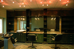 Studio des Friseurs Lizenzfreie Stockbilder
