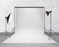 Studio di fotografia Fotografia Stock Libera da Diritti