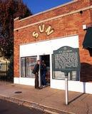 Studio di Sun, Memphis immagini stock
